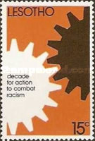 [Fight Against Racism and Racial Discrimination, type HX]