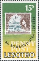[The 100th Anniversary of the Death of Sir Rowland Hill, 1795-1879, type JD]