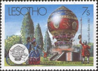 [The 200th Anniversary of Manned Flight, type OM]