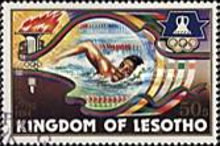 [Olympic Games - Los Angeles, USA, type QH]