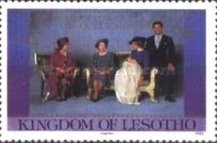 [The 85th Anniversary of the Birth of Queen Elizabeth the Queen Mother, 1900-2002, Typ SB]
