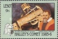 [Appearance of Halley's Comet, Typ UC]