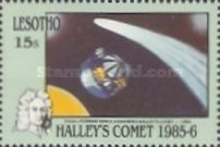 [Appearance of Halley's Comet, Typ UD]