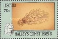 [Appearance of Halley's Comet, Typ UE]