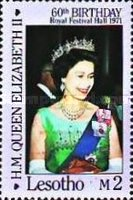[The 40th Anniversary of the Wedding of Queen Elizabeth II and Prince Philip, Typ YS]