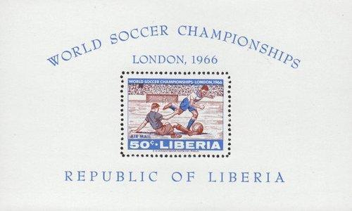 [Airmail - Football World Cup - England, type ]