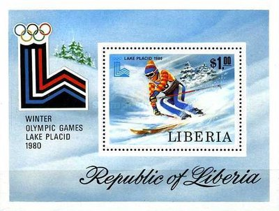 [Winter Olympic Games - Lake Placid, U.S.A., type ]