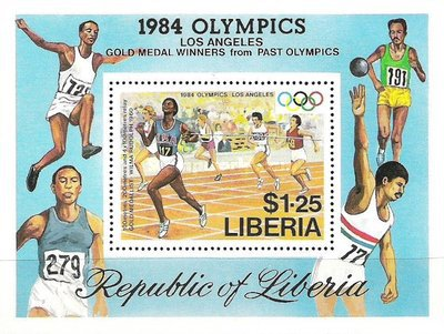 [Olympic Games - Los Angeles, USA - Previous Olympic Games Medal Winners, type ]