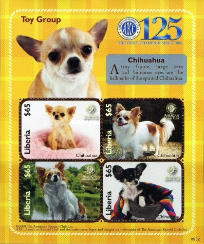[The 125th Anniversary (2009) of the American Kennel Club, type ]