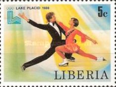 [Winter Olympic Games - Lake Placid, U.S.A., type AGX]