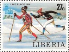 [Winter Olympic Games - Lake Placid, U.S.A., type AGZ]