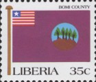 [County Flags, type ASQ]