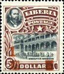 [Stamps of 1906 Surcharged, type BY]