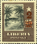 [Stamps of 1909 Surcharged, type CC]