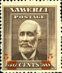 [Stamps of 1909 Surcharged, type CE]
