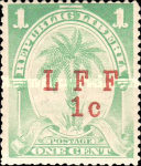 [Military Issue - Overprinted
