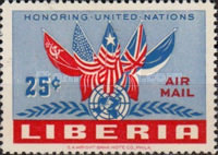[Airmail - United Nations Organization, type GX]