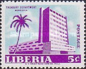 [Government Buildings in Monrovia, type LT]