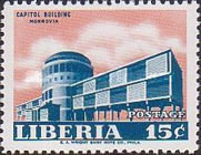[Government Buildings in Monrovia, type LV]