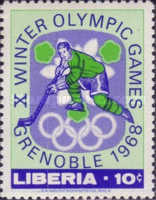 [Winter Olympic Games - Grenoble, France, type PG]