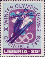 [Winter Olympic Games - Grenoble, France, type PH]