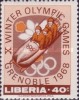 [Winter Olympic Games - Grenoble, France, type PI]