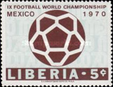 [Football World Cup - Mexico, type QZ]