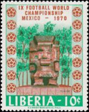 [Football World Cup - Mexico, type RA]