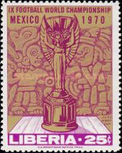 [Football World Cup - Mexico, type RB]