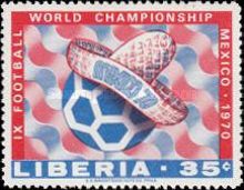 [Football World Cup - Mexico, type RC]