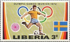 [Olympic Games - Munich, Germany, type UE]