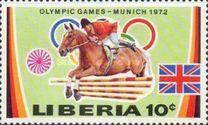 [Olympic Games - Munich, Germany, type UG]