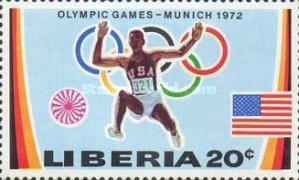 [Olympic Games - Munich, Germany, type UI]