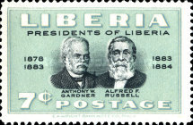 [Liberian Presidents, type VIW]