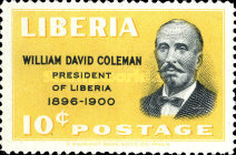 [Liberian Presidents, type VIX]