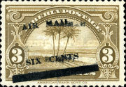[Airmail - Officail Stamp & No. 315-316 Surcharged, type XGA2]