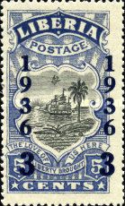 [No. 214-218 & 220-225 Surcharged, type XGB1]