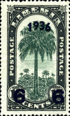[No. 214-218 & 220-225 Surcharged, type XGB3]