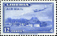 [Airmail, type XHO]