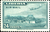 [Airmail, type XHO1]