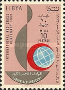 [The 100th Anniversary of International Red Cross, type AK]