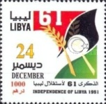 [Independence of Libya, type CSH]