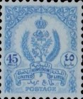 [State Coat of Arms - Coloured Paper, type U10]