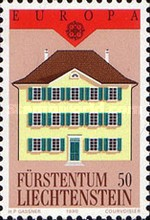 [EUROPA Stamps - Post Offices, Typ AIC]