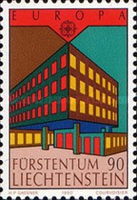 [EUROPA Stamps - Post Offices, Typ AID]