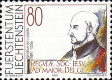 [The 500th Anniversary of the Birth of Ignatius of Loyola & The 200th Anniversary of the Death of Wolfgang Amadeus Mozart, Typ AJF]