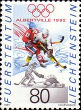 [Olympic Games - Albertville 1992, France, Typ AJX]