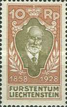 [The 70th Anniversary of the Reign of Prince Johann II, type AP]