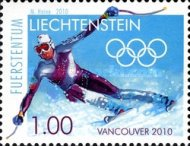 [Winter Olympic Games - Vancouver, Canada, type BKA]