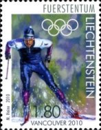 [Winter Olympic Games - Vancouver, Canada, type BKB]
